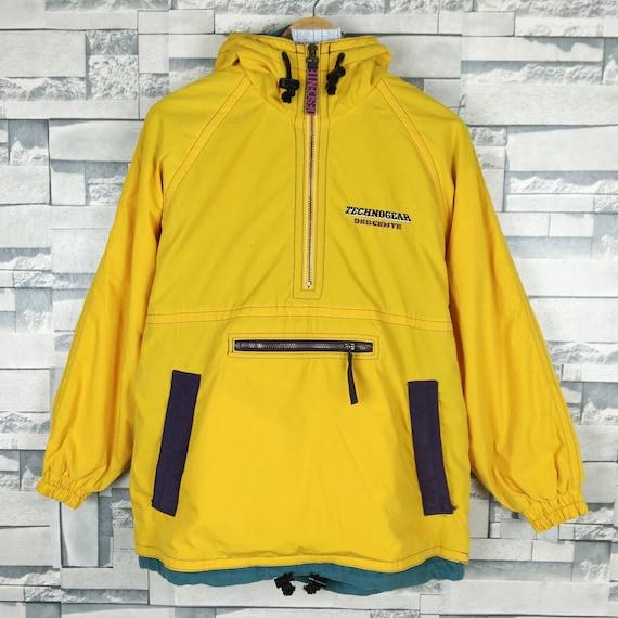 DESCENTE Ski Jacket Medium Vintage 90s Descente Sk