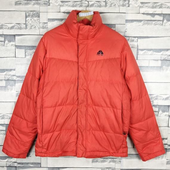 NIKE ACG Goose Down Jacket Small Vintage Nike Acg