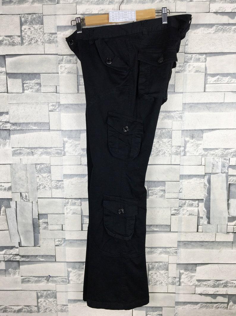 Japanese Brand Cargo Pants Size W33 Vintage Japanese Brand Cargo Bondage Military Multi Pocket Waist 33