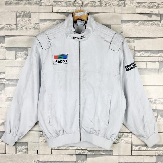 KAPPA Light Jacket Medium Vintage 90s Kappa Sport