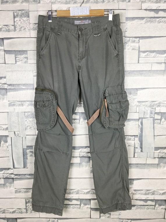 Samuel & Kevin Cargo Pants Size W32 Vintage Japane