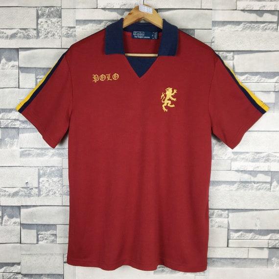 POLO RL Polos Shirt Medium Vintage 90s Polo Ralph