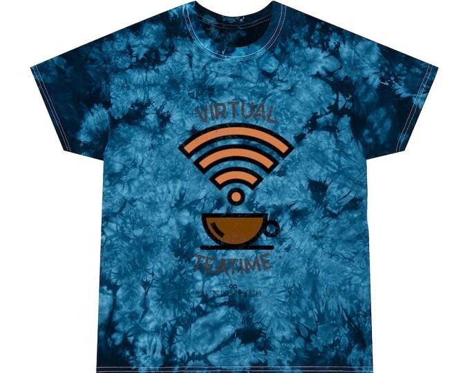 Tie-Dye Tee, Cafe life