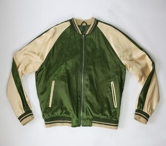 1960s Inspired Souvenir Jacket - Size Large