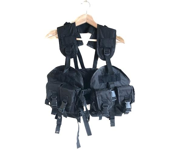 Vintage Multi Pockets Tactical Vest