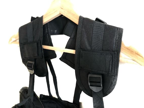 Vintage Multi Pockets Tactical Vest - image 3
