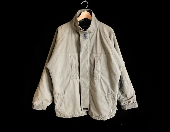 Vintage NEIGHBORHOOD Army Parka Jacket Distressed