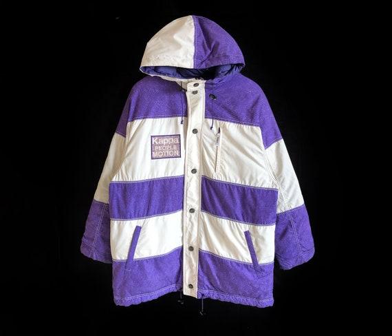 Vintage Kappa Down Puffer Jacket