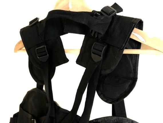 Vintage Multi Pockets Tactical Vest - image 6