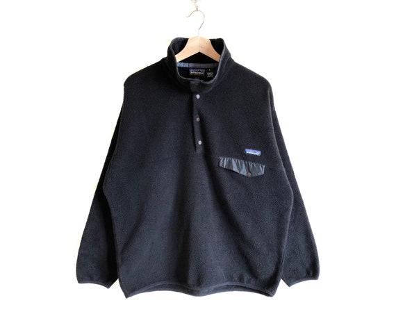 Vintage PATAGONIA Synchilla Fleece Jacket Retro