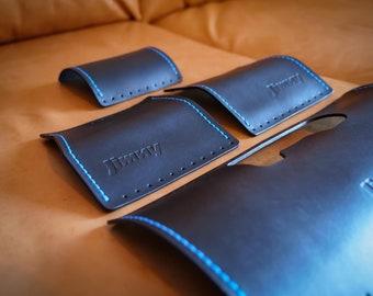 Leather Handles + Edge Stitched Detailing (JB64 / JB74 Suzuki Jimny 2018 onwards)