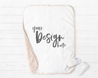 White Cotton Tote Bag Heavy Flatlay Minimalist Styled Stock Image JPG Show your design Canva image stock Printed Mint Gooten Dye Sublimation