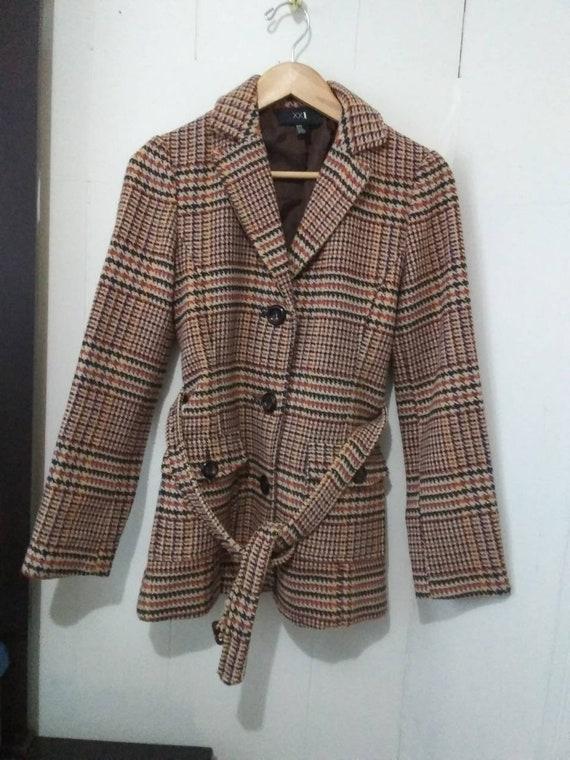 Forever 21 long sleeves tweed jacket