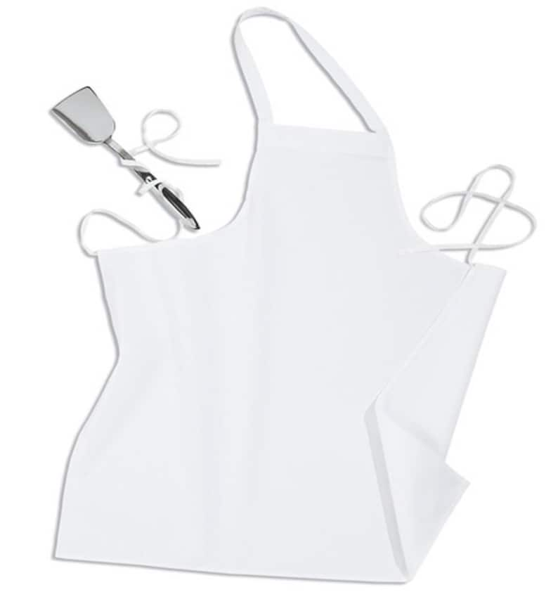 Embroidered Bar-B-Que Apron
