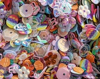 Easter Eggs - Doodles Paper Playground: Sparkle Blends