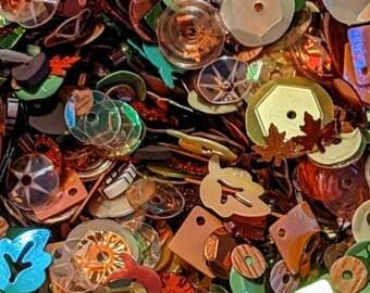 Leaf Peeping - Doodles Paper Playground: Sparkle Blends