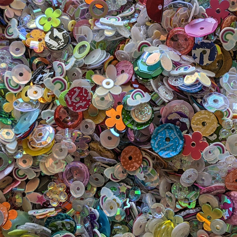 Subtle Rainbow  Doodles Paper Playground: Sparkle Blends image 0