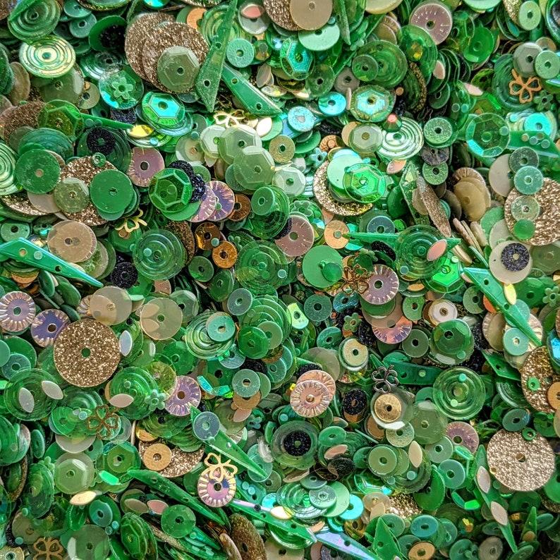 Shamrock  Doodles Paper Playground: Sparkle Blends image 0