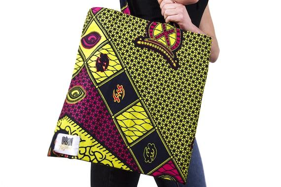 Tote Bag / Reusable Grocery Bag / Weekend tote bag / Beach bag /Shopping Bag /Sustainable Eco Friendly -EYE OF RA-
