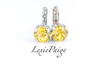 Delica Beads 7.5g Round #11 translucent light topaz light amber yellow DB0099
