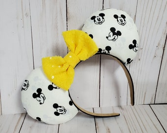 The Classic Mouse Ears, Disney Ears, Mickey Ears