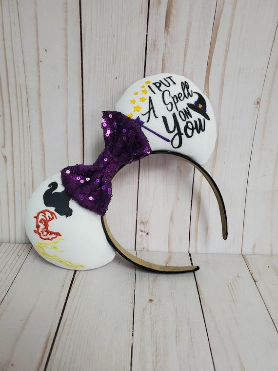 Hocus Pocus Disney Ears