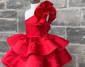 Red dress for any occasion