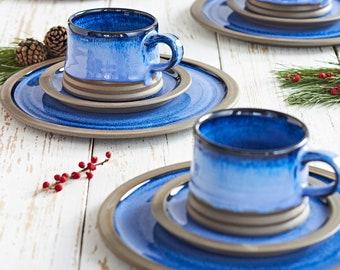 Pottery Coffee, Tea Service Set