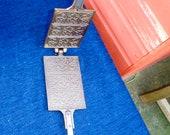 Vintage Norwegian JOTUL Cast Iron Krumkake Waffle Iron Traditional Norway Item 4
