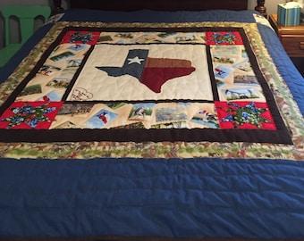 Cozy in Texas Quilt Pattern (Digital Version)