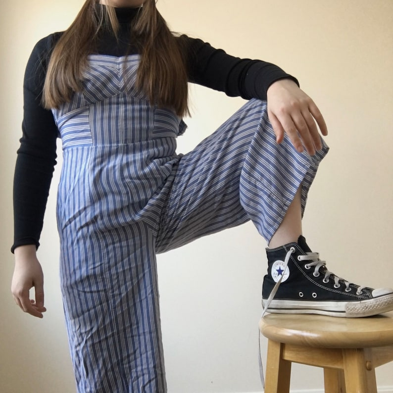 Strapless Wide Leg Jumpsuit