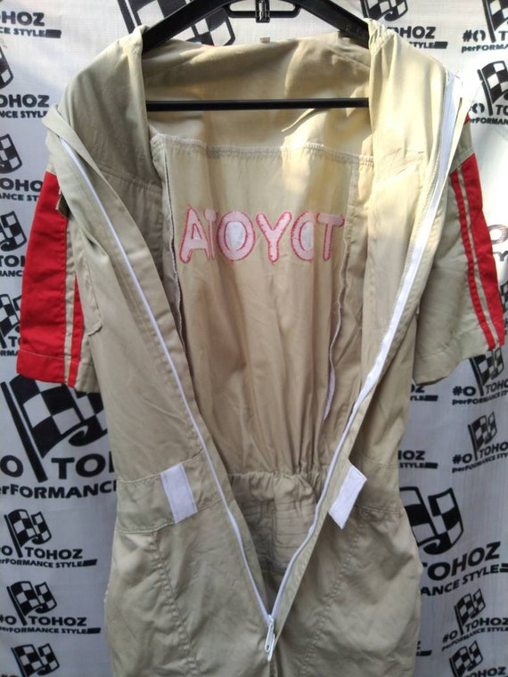 Toyota coveralls not TRD WRC Nismo F1 racing - image 2