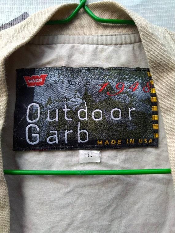 Vintage warn vest not off road fj40 fj45 Toyota l… - image 2