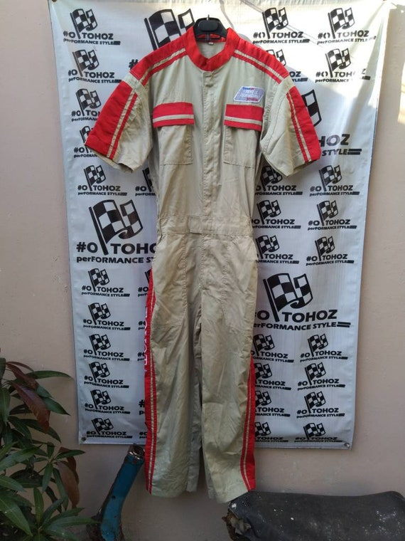 Toyota coveralls not TRD WRC Nismo F1 racing - image 3