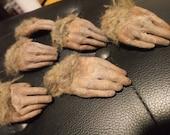 Cursed Monkey Paw oddities replica sculpture
