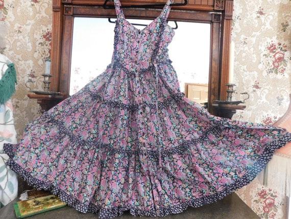 Flower Power Creation Paris Starina India Cotton V