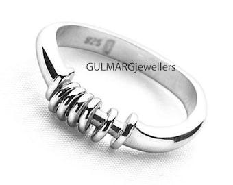 Women/'s Ring Designer Ring Thumb Ring Birthday Gift Spinner Band Ring Fidget Ring Handmade Ring
