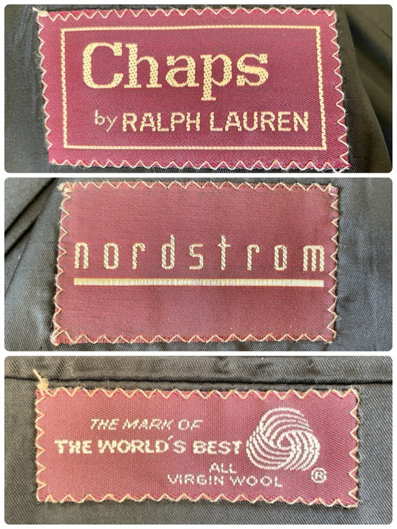 NORDSTROM 'Chaps' by: Ralph Lauren Vintage 1980s … - image 7