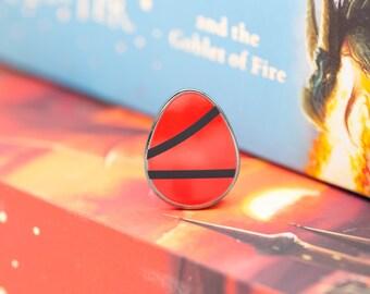 Tournament Uniform Dragon Egg Enamel Pin