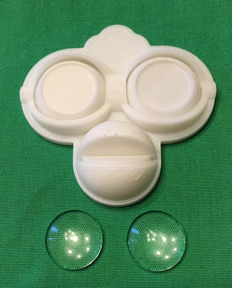 Version 2 Reproduction Faceplate for Oddbody Creations