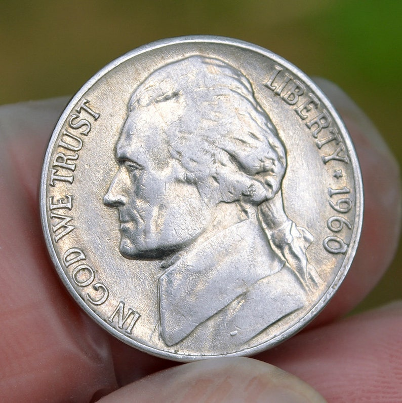 nickel coin material