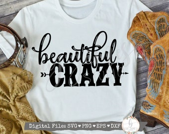 Beautiful Crazy Country Song Country Song Lyrics Shirt Concert Shirt Unisex Graphic T-Shirt