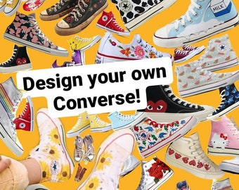 customize your own shoes converse