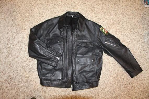 Leather Polizie Jackets