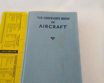 Observers Book Of Mosses Black /& White Dust Jacket Only