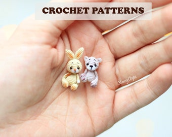micro – Amigurumi Patterns | 270x340