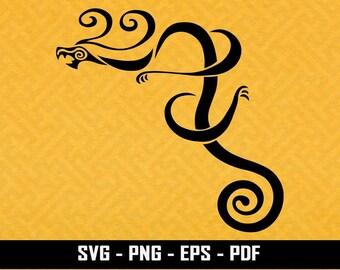 Tattoo Dragon Draken / Tokyo Revengers/ Anime / Vector / svg / eps / pdf /png