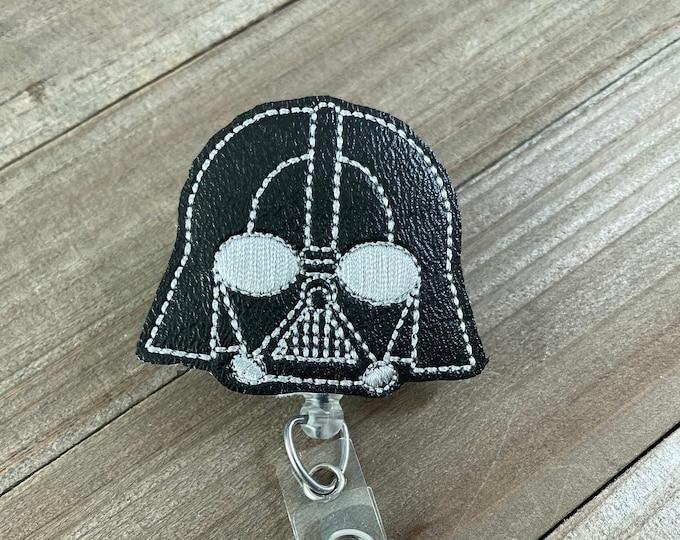 Retractable Badge Reel Star Father Helmet Badge Reel Teacher Badge Reel Felt Badge Reel Nurse Badge Reel RT Badge Nurse Gift