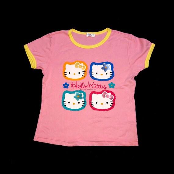 90s Hello Kitty Baby Tee