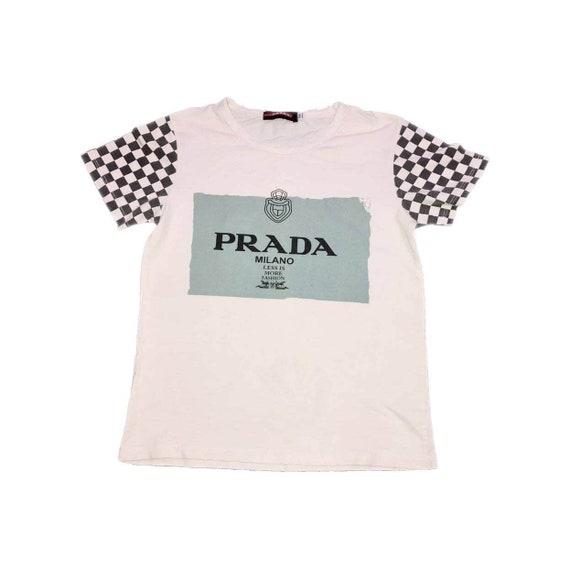 Vintage PRADA Baby Tee